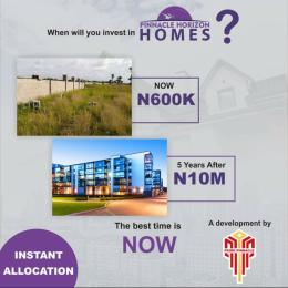 Residential Land Land for sale ODE OMI, 30mins  Drive from the La campaigns Tropicana Beach Resort. After Eleko LaCampaigne Tropicana Ibeju-Lekki Lagos