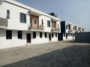 3 bedroom Terraced Duplex House for sale orchid road opposite chevron second toll gate Lekki Phase 2 Lekki Lagos