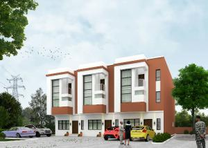 4 bedroom Blocks of Flats House for sale Salvation road, After Sheraton, Awuse Estate,Omega Courts Opebi Ikeja Lagos