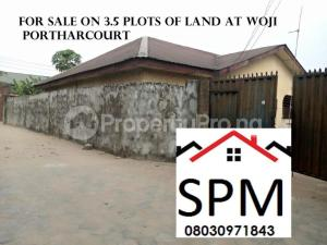2 bedroom Mini flat Flat / Apartment for sale Testimony Lane,Elijiji (Woji), Portharcourt Port-harcourt/Aba Expressway Port Harcourt Rivers