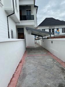 4 bedroom Semi Detached Duplex House for rent Osapa London Estate Osapa london Lekki Lagos