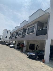 3 bedroom Terraced Duplex House for rent Ikate Lekki Lagos