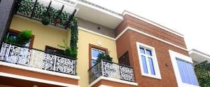 4 bedroom Semi Detached Duplex House for sale Buena Vista Estate, By Chevron Toll Gate By Orchid Hotel Road chevron Lekki Lagos