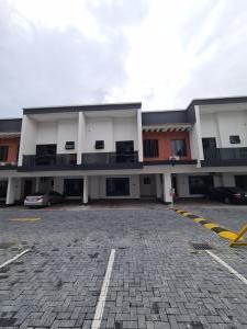 4 bedroom Terraced Duplex House for sale Ologolo  Agungi Lekki Lagos