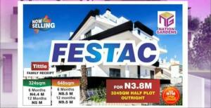 Residential Land for sale 6th Avenue, Billionaire's Quaters Festac Amuwo Odofin Lagos