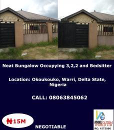 House for sale Okuokwoko Warri Delta state Nigeria Okpe Delta