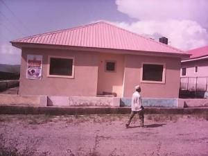 3 bedroom Semi Detached Bungalow House for sale Efugo Farm,kuje Area Council Kuje Abuja