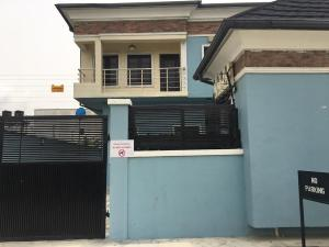 4 bedroom Semi Detached Duplex House for rent Off Orchid Road, By Second Toll Gate chevron Lekki Lagos