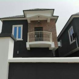 4 bedroom House for sale Ologolo 2nd roundabout Lekki Lagos
