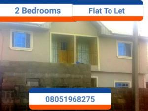 2 bedroom House for rent Ihiriri, Airport Road Oredo Edo