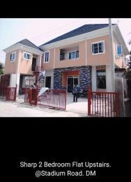 2 bedroom Mini flat Flat / Apartment for rent Stadium road Trans Amadi Port Harcourt Rivers