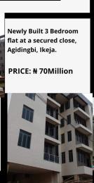 3 bedroom Flat / Apartment for sale Agidingbi Ikeja Lagos