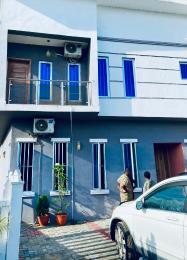3 bedroom Terraced Duplex House for shortlet CHEVRON , ORCHID ROAD , DAVID'S COURT , VAN DANIEL'S ESTATE  Lekki Phase 2 Lekki Lagos