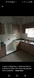 3 bedroom Blocks of Flats House for sale Jahi by Naval quarters Jahi Abuja