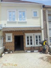 3 bedroom Terraced Duplex House for sale Nafvalley Estate Asokoro Abuja