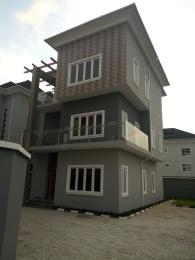 4 bedroom Detached Duplex House for sale .. Ilasan Lekki Lagos