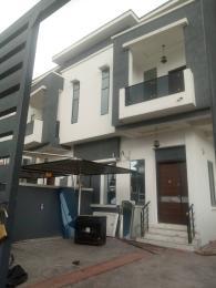 Semi Detached Duplex House for rent chevron Lekki Lagos