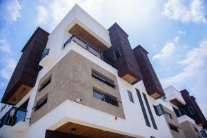 4 bedroom Terraced Duplex House for sale Peninsula Gardens Estate Sangotedo Lagos