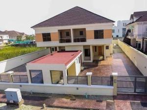4 bedroom Semi Detached Duplex House for sale Pinnock estate  Osapa london Lekki Lagos