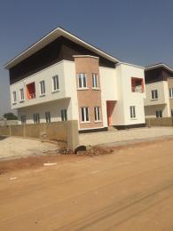 4 bedroom Detached Duplex House for sale Inside an Estate after stella maris lifecamp Life Camp Abuja