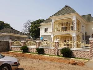 4 bedroom Detached Duplex House for sale Inside and estate in Gwarimpa near lifecamp Gwarinpa Abuja