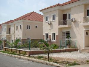 4 bedroom Semi Detached Duplex House for sale Canan Estate Lifecamp Life Camp Abuja