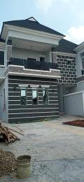 4 bedroom Semi Detached Duplex for sale Gated Estate Oko Oba Close To Pen Cinema Oko oba Agege Lagos