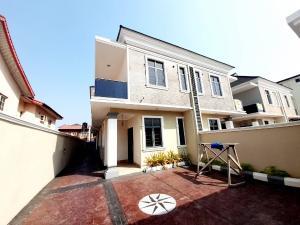 4 bedroom Semi Detached Duplex House for sale Whitesand school Road  Lekki Phase 1 Lekki Lagos