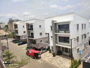 4 bedroom Terraced Duplex for rent Mabushi By V.i.o Tarred Road Mabushi Abuja
