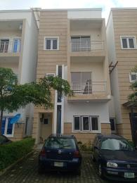 4 bedroom Terraced Duplex House for sale Inside an Estate in Mabushi Mabushi Abuja