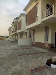 4 bedroom Semi Detached Duplex House for sale Mobil rd Ilaje Ajah Lagos