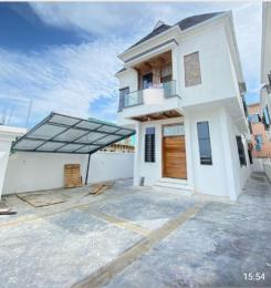 5 bedroom Detached Duplex House for sale 2nd Toll Gate Lekki Phase 2 Lekki Lagos