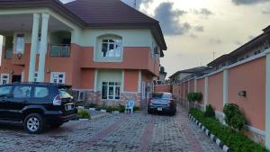 5 bedroom Detached Duplex for sale 5bedroom Duplex And 3bedroom Flat At The Back New House With Swimming Pool On 2plot Of Land Interlocking Compound With C Of O Licated At Ajala Area Of Lagos State . Price Is #80m Asking Price. Abule Egba Abule Egba Lagos