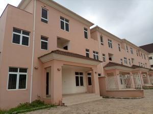 5 bedroom Terraced Duplex House for sale American international school Durumi tarred road Durumi Abuja