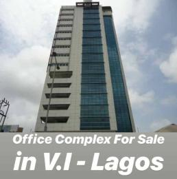 Office Space Commercial Property for sale Ozumba mbadiwe Victoria Island Lagos