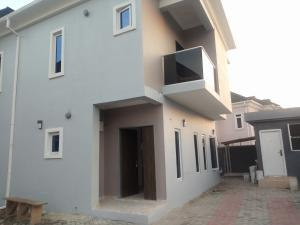 4 bedroom Detached Duplex House for rent Lucky osujie, Lekki palm city estate Ado Ajah Lagos