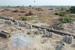 Land for sale Shiriwon Town, 5 mins After  Dangote Private Jetty, Mapplewoods Estate Akodo Ise Ibeju-Lekki Lagos