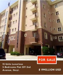 Blocks of Flats House for sale Old Ikoyi Ikoyi Lagos