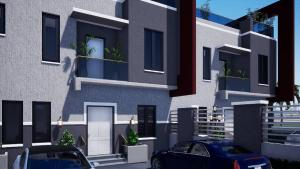 4 bedroom Terraced Duplex House for sale Area C Very Close To Full Moon Hotel Owerri Imo