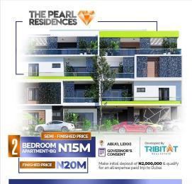 2 bedroom Flat / Apartment for sale Abijo Gra, The Pearl Residence Sangotedo Lagos