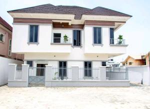 4 bedroom Detached Duplex for sale Chevron Axis chevron Lekki Lagos