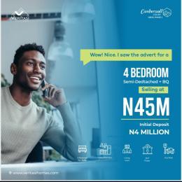 4 bedroom Semi Detached Duplex House for sale Abijo Gra Sangotedo Lagos
