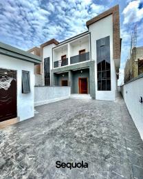 4 bedroom Semi Detached Duplex for sale In A Serene Estate In. Chervon chevron Lekki Lagos