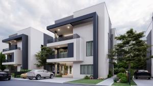 5 bedroom Detached Duplex House for sale Maldvies Gwarinpa Abuja