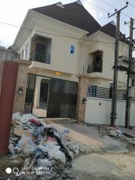 4 bedroom Detached Duplex House for sale Gated Estate college road ogba ikeja Ifako-ogba Ogba Lagos