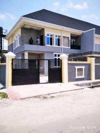 4 bedroom Terraced Duplex House for sale Serene area ago palace Ago palace Okota Lagos