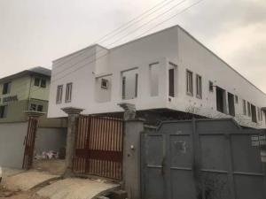 Semi Detached Bungalow House for sale Estate ifako gbagada Ifako-gbagada Gbagada Lagos