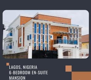 6 bedroom Detached Duplex House for sale Isheri North Estate Kosofe/Ikosi Lagos
