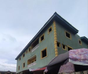 1 bedroom mini flat  Warehouse Commercial Property for rent Bariga Shomolu Lagos