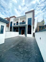 5 bedroom Terraced Duplex for rent Altanative Route chevron Lekki Lagos
